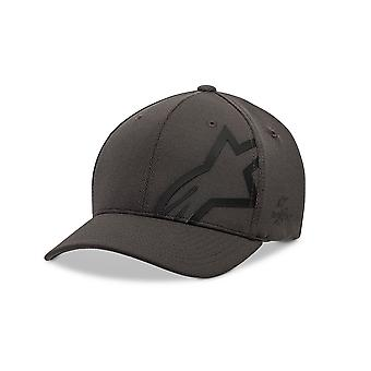 Alpinestars Mens Sonic Tech Curve Cap ~ Corp Shift charcoal/black