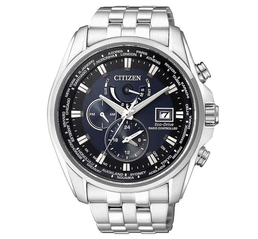Citizen Radio Controlled At9030-55l Eco-Drive Radio controlled men's watch 44 Mm