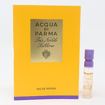 Iris Nobile sublime av Acqua di Parma Eau de Toilette 0.04 oz/1.2 ml spray ny
