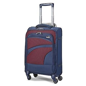 Aerolite (47x35x20cm) lightweight soft shell cabin hand luggage | 4 wheels