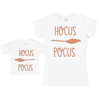 Hocus Pocus - Baby T-Shirt & Mother's T-Shirt