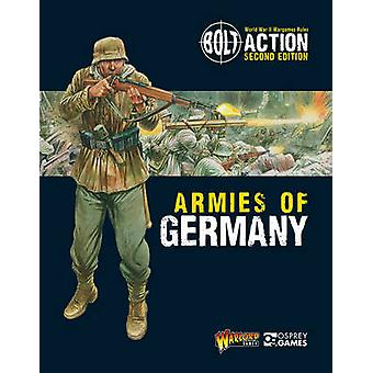 Bolt Action Armies of Germany by Warlord Games