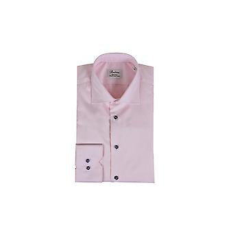 Stenstroms Fitted Long Sleeved Shirt Pink