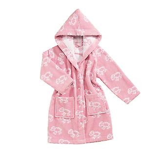 Bellybutton by Vossen 170266 Kids Sweet Dreams Sheep Dressing Gown Loungewear Bath Robe Robe