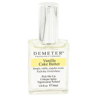 Demeter vanille kage dej cologne spray ved demeter 434876 30 ml