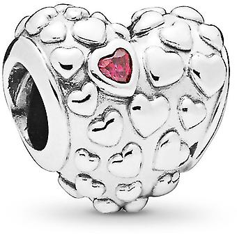 Charms Pandora Family and Friends 797781CZR - Exceptional Mom in Silver