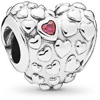 Charms Pandora Familie und Freunde 797781CZR - Außergewöhnliche Mutter in Silber