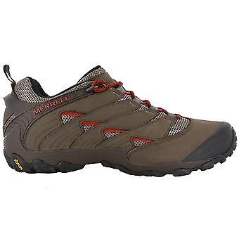 Merrell Cham 7 J12057 Scarpe da uomo Outdoor Scarpe Brown Sneakers Scarpe sportive