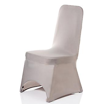 Silver Spandex Chair Cover Lycra cover