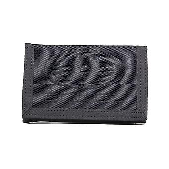 Animal Primary Polyester Wallet in Black