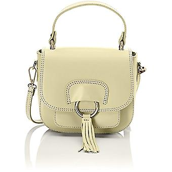 Chicca Bags 1524 Yellow Women's handbag 20x17x7cm (W x H x L)