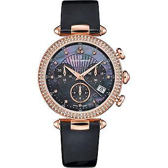 Claude Bernard - Wristwatch - Women - Dress Code - 10230 37R NANR