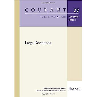 Large Deviations (Courant Lecture Notes)