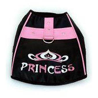 Freedog Princess Harness in Black Pink (Dogs , Collars, Leads and Harnesses , Harnesses)