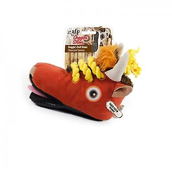 AFP Zapatilla Toro Doggy'S Shoes (Dogs , Toys & Sport , Stuffed Toys)