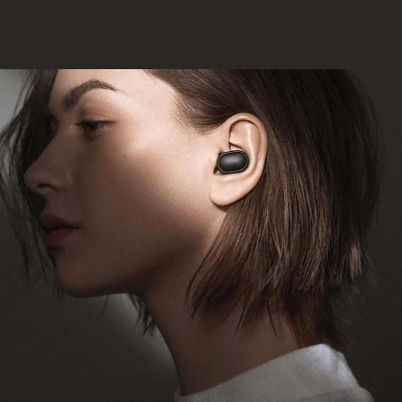 Bluetooth earphone wireless earbuds active noise cancellation tws