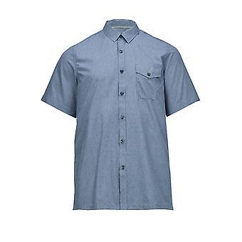 killtec Men's Short Sleeve Shirt Havon Checker