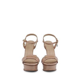 Laura Biagiotti - Schuhe - Sandalette - 6128_PATENT_SKIN - Damen - darksalmon - 39