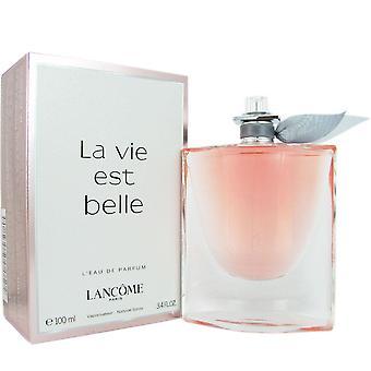 לה וי הest בל על ידי lancome 3.4 עוז או התרסיס parfum
