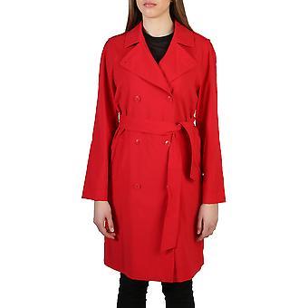 Armani Jeans Original Women Spring/Summer Jacket Red Color - 58042