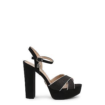 Laura Biagiotti Original Women Spring/Summer Sandals - Black Color 41437