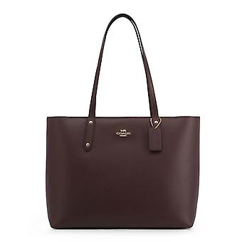 Coach Original Women All Year Shopping Bag - Violet Color 37919