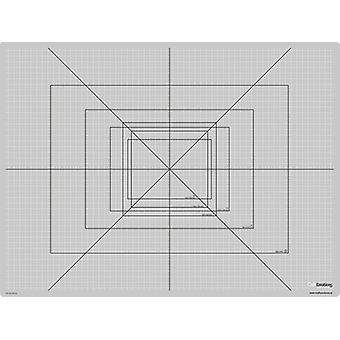 CraftEmotions Cutting mat thin 45x60cm