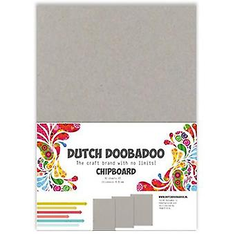 Dutch Doobadoo Greyboard A5 10 PC 474.300.004