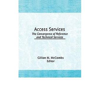 Tilgang til tjenester konvergens av referanse og tekniske tjenester ved Reitan & Gillian M.