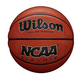 Wilson NCAA Elevate Total Grip Technology Basketball Ball Tan