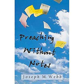 Preaching without Notes