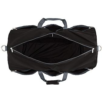 AmazonBasics Large Travel Luggage Duffel Bag - Black, Black, Size Large