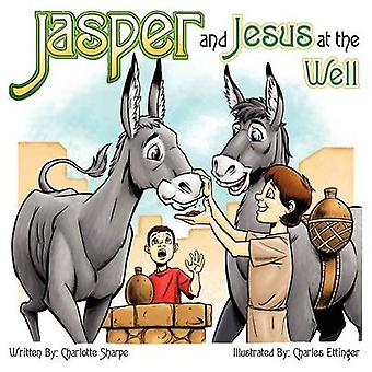 Jasper and Jesus at the Well by Sharpe & Charlotte