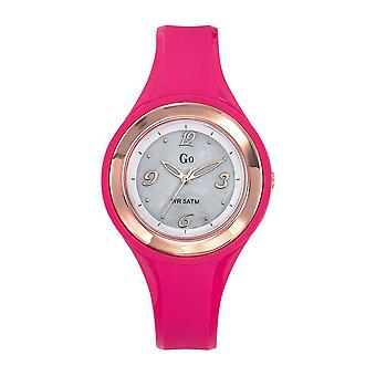 Go Girl Only 699185 - watch Silicone Pink woman