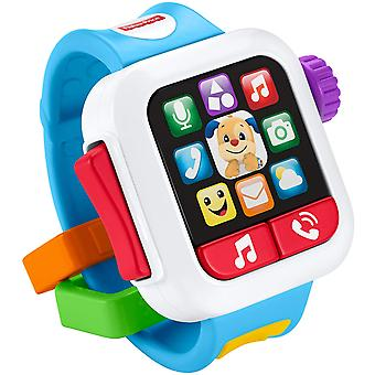 Fisher-Price GMM44 Laugh & Learn Time to Learn Smartwatch