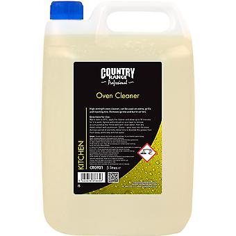 Country Range Oven and Grill Cleaner