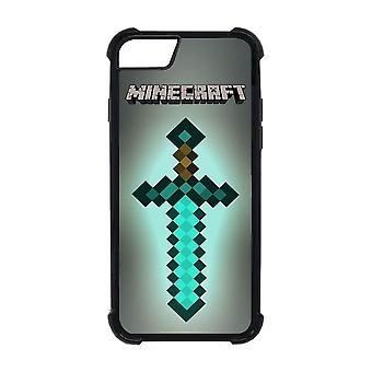 Minecraft Diamond Sword iPhone 7/8 Shell