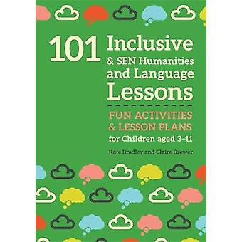 101 Inclusive and SEN Humanities and Language Lessons - Fun Activities