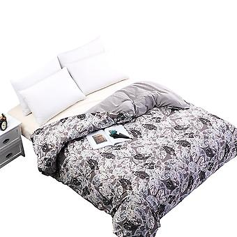 Flame Bird Printed bedding set