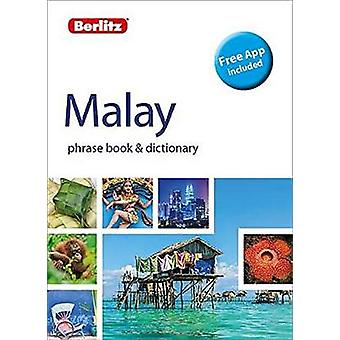 Berlitz Phrase Book & Dictionary Malay(Bilingual dictionary) by B