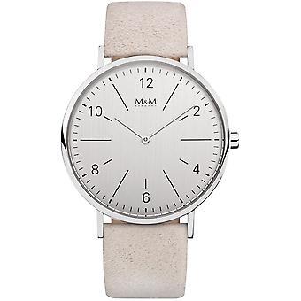 M-amp;M Allemagne M11870-343 Basic 40 Women's Watch