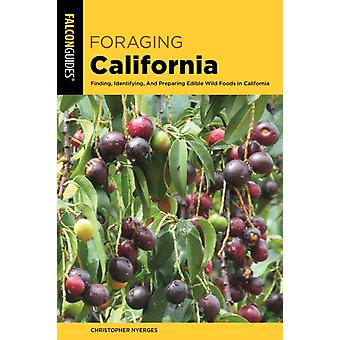 Foraging California by Christopher Nyerges