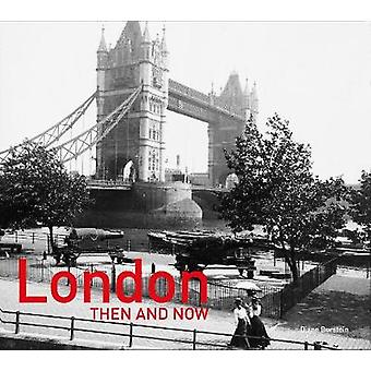 London Then and Now (R) - Revised Second Edition par Vaughan Grylls - 9