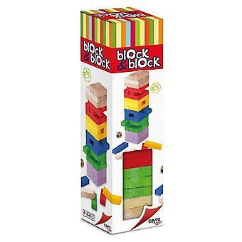 Lautapeli Block & Block Cayro