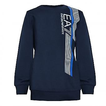 EA7 Boys EA7 Boy's EA7 Navy Blue Sweatshirt