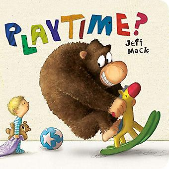 Playtime? by Jeff Mack - 9781984836687 Book
