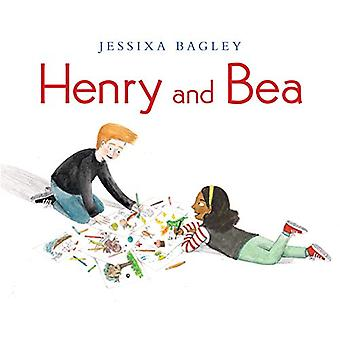 Henry and Bea by Jessixa Bagley - 9780823442843 Book