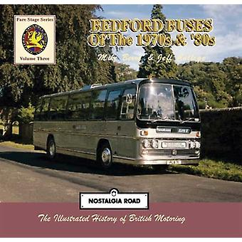 Bedford Buses of the 1970s and 1980s by Mike Berry - 9781903016237 Bo