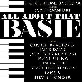 Count Basie - All About That Basie [CD] USA import