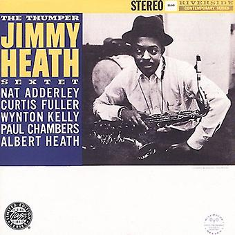Jimmy Heath - Thumper [CD] USA import